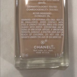 CHANEL Makeup - CHANEL VITALUMIERE Satin Smoothing Foundation